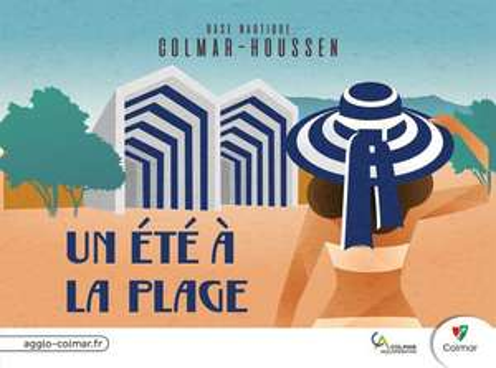 [Habitants] 2 Tickets offerts pour la base nautique et 3 tickets offerts pour accéder aux Piscines de la ville - Colmar (68)