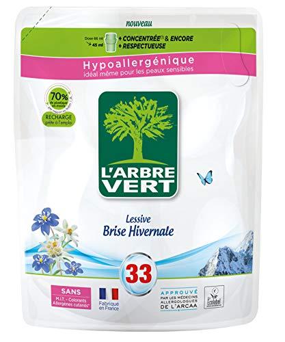 Recharge Lessive Liquide L'arbre vert