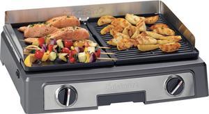 Plancha électrique Cuisinart PL50E - 2200W (Via ODR de 20€)