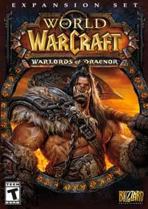 World of Warcraft: Warlords of Draenor sur PC