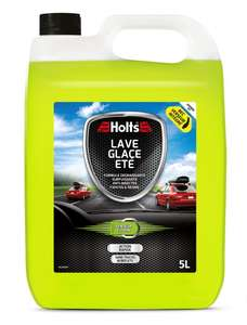 Lave-glace été Holts - 5L