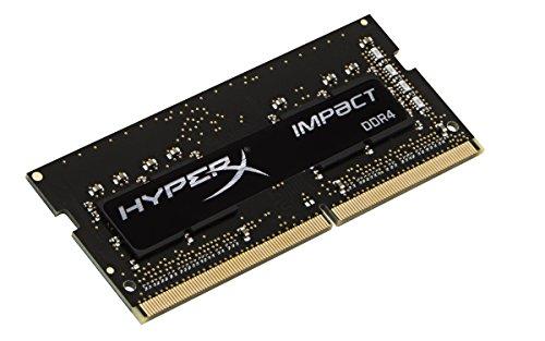Mémoire RAM HyperX Impact HX432S20IB2/8 - 8 Go, 3200MHz, DDR4, CL20, SODIMM