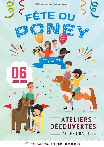 [Fête du poney] Animations gratuites, baptêmes de poney dans une sélection de clubs équestres - TousaCheval.FFE.com