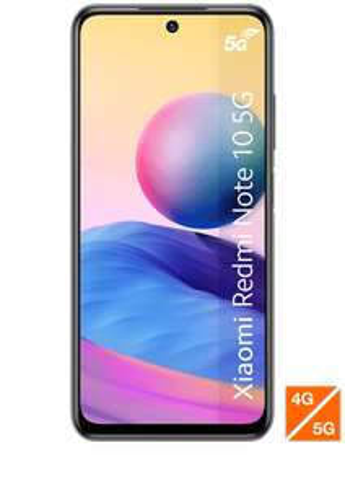 "[Clients Sosh] Smartphone 6.5"" Xiaomi Redmi Note 10 5G - 64 Go + Bracelet connecté Xiaomi Mi Band 5"