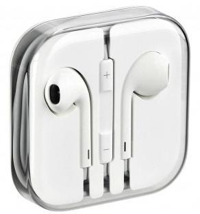 Écouteurs Apple EarPods - Blanc