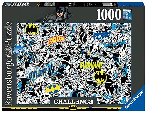 Puzzle Ravensburger Batman Challenge - 1000 pièces (16513)