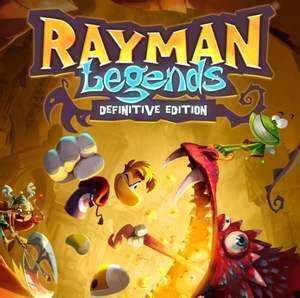 Rayman Legends: Definitive Edition sur Nintendo Switch (Dématérialisé)