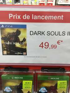 Dark Souls 3 sur PS4 ou Xbox One