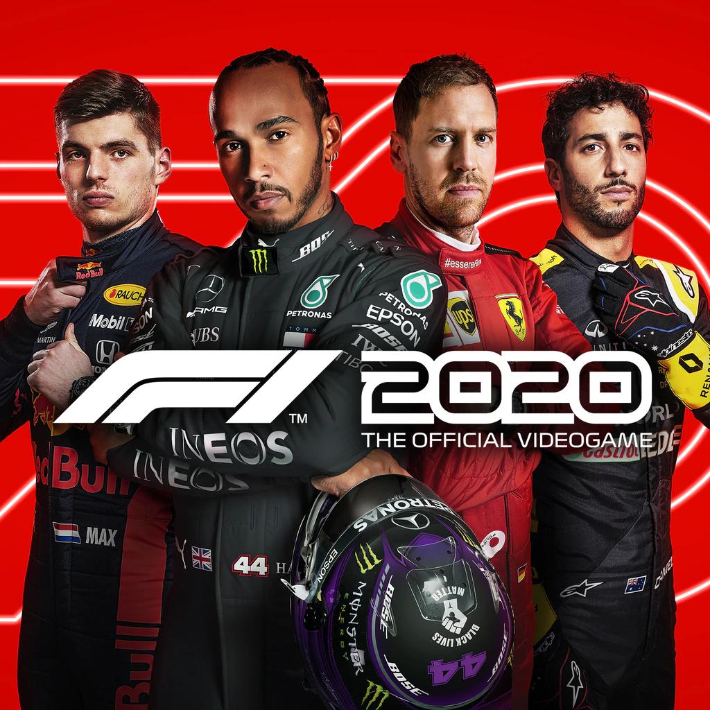 F1 2020 sur Xbox One (compte argentin, dématérialisé)