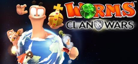 Worms Clan Wars sur PC (Dématérialisé - Steam)