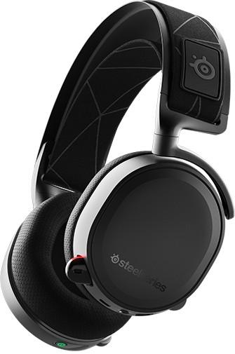 [Clients] Casque audio sans-fil SteelSeries Arctis 7 (noir) + tapis de souris QcK Vector + sac Arctis Carrying Bag
