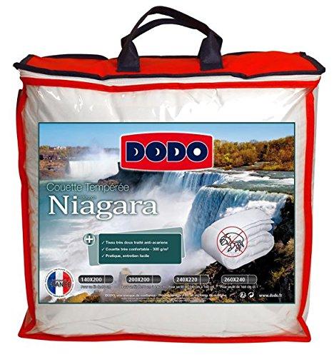 Couette Dodo Niagara Traitement Anti-Acariens - 220 x 240cm