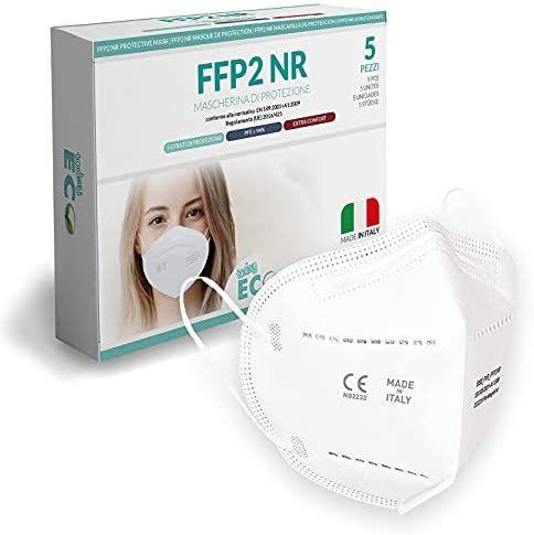 Lot de 5 Masque FFP2 Eco Today (vendeur tiers)