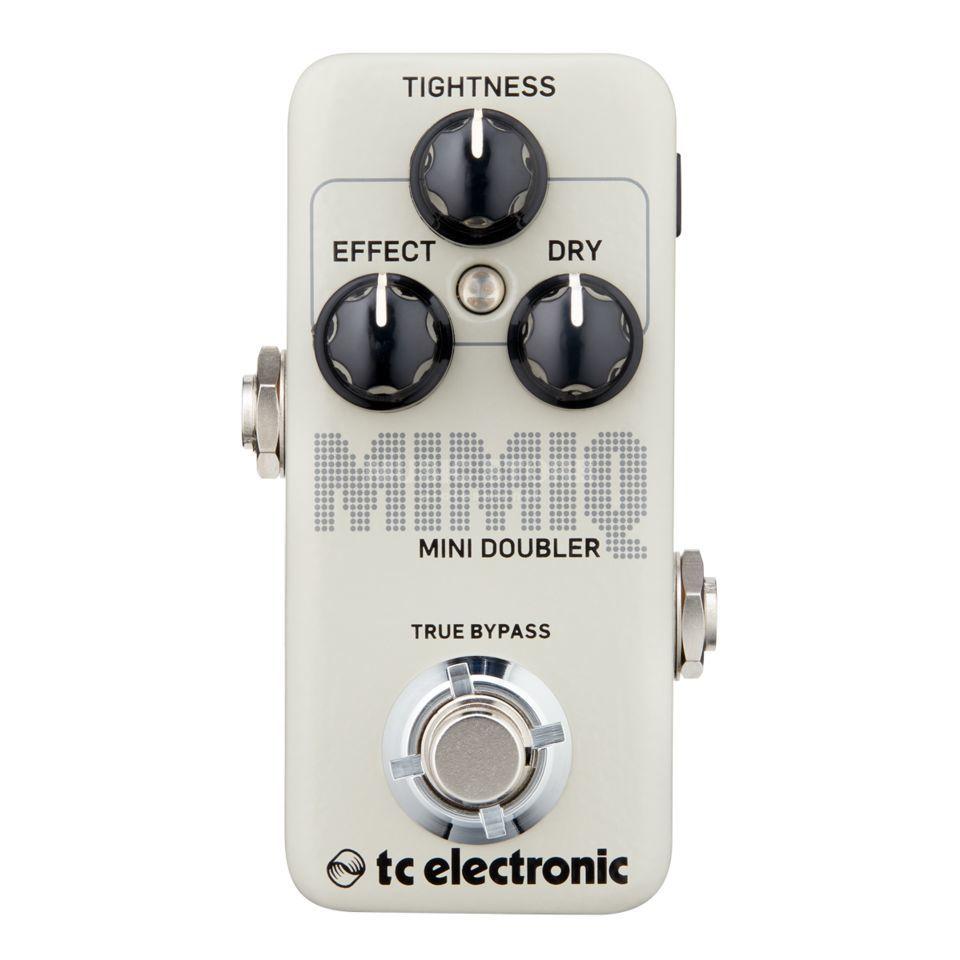 Pédale guitare TC Electronic Mimiq Mini Doubler
