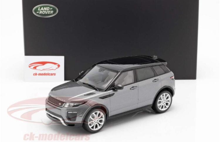 Voiture miniature Kyosho Range Rover Evoque