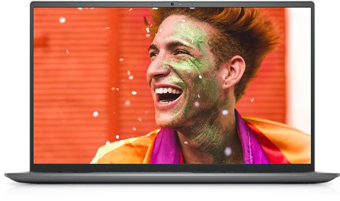 "PC Portable 15.6"" Dell Inspiron 15 - Full HD, Ryzen 7 5700U, RAM 16 Go 3200 MHz, SSD NVMe 512 Go (787,61€ via Uniday/StudentBeans)"