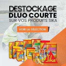 Sélection de produits Sika en promotion (DLUO courte) - espace-bricolage.fr