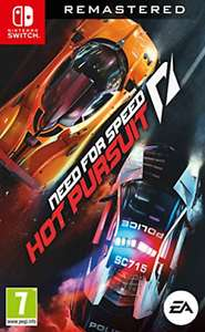 Need for speed hot Pursuit sur Nintendo Switch - Nice (06), Claye Souilly (77)