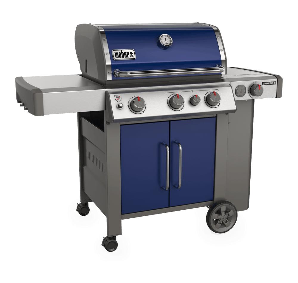 Barbecue à gaz Weber genesis 2 EP-335 GBS