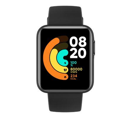 Montre connectée Xiaomi Mi Watch Lite Noire
