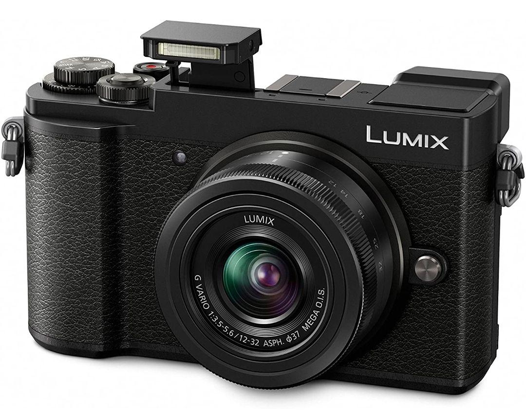 Appareil photo hybride Panasonic GX9 + objectif 12-32mm