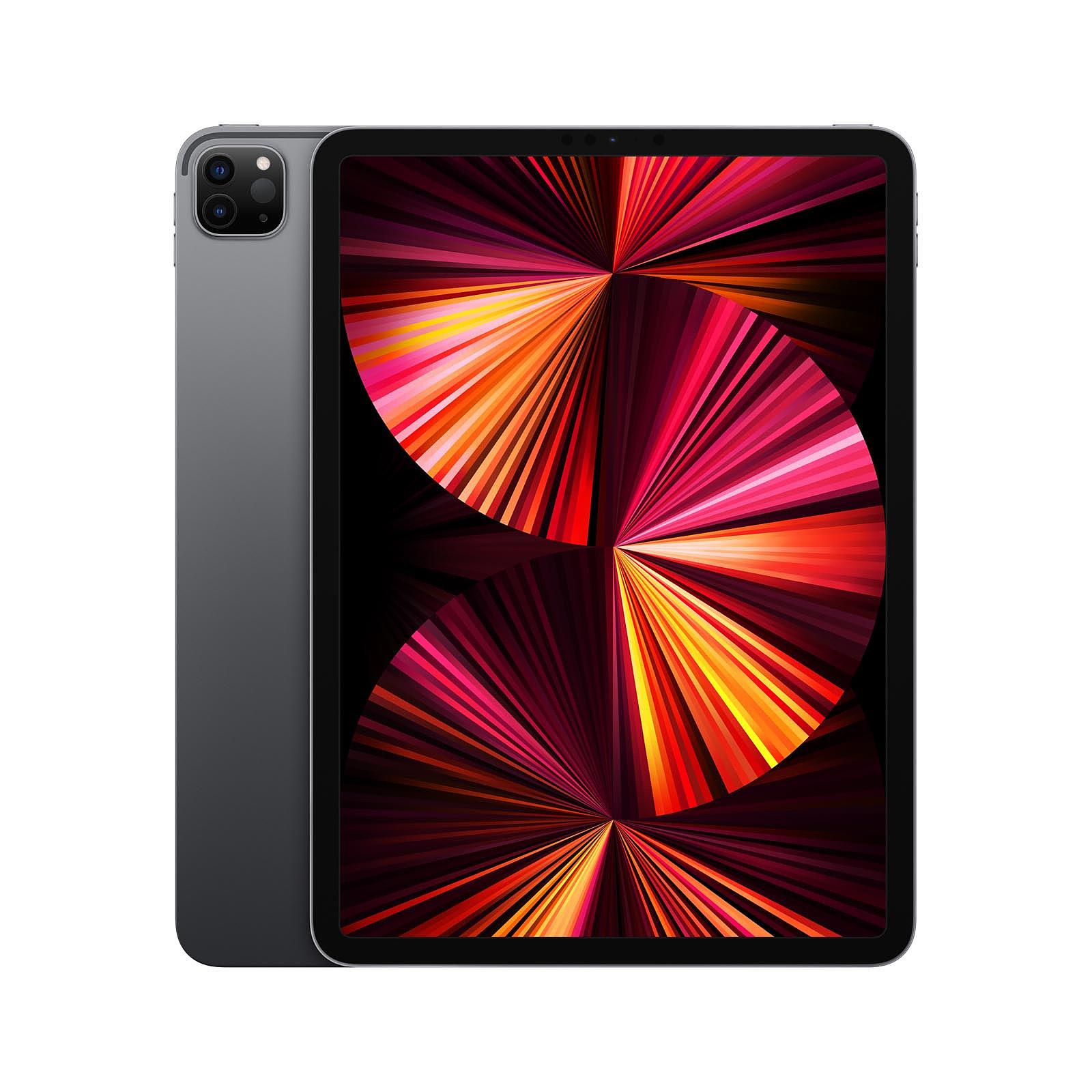 "Tablette 11"" Apple iPad Pro 2021 wifi (3ᵉ génération) -512GO"