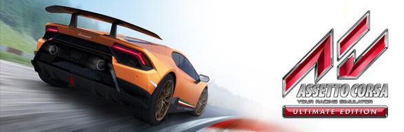 Assetto Corsa Ultimate Edition sur PC (Dématérialisé)