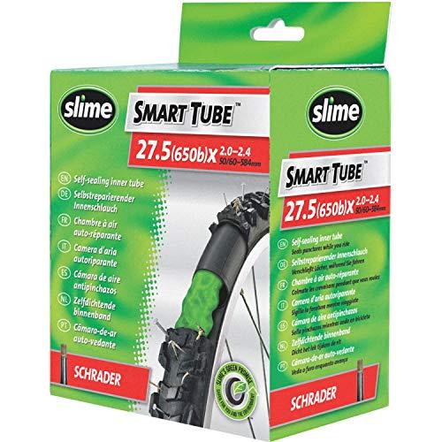 Chambre à air de Vélo Slime - Auto-scellante, liquide préventif, Valve Américaine, 50/60-584 mm (27,5 (650b) x 2,0-2,4)