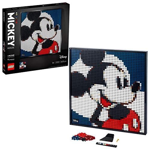 Jeu de construction Lego Art Disney's Mickey Mouse n°31202