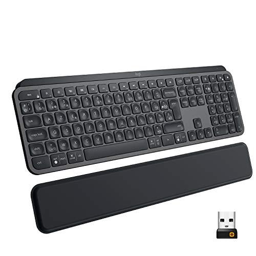 Clavier sans-fil Logitech MX Keys Plus - Rétroéclairé, Azerty