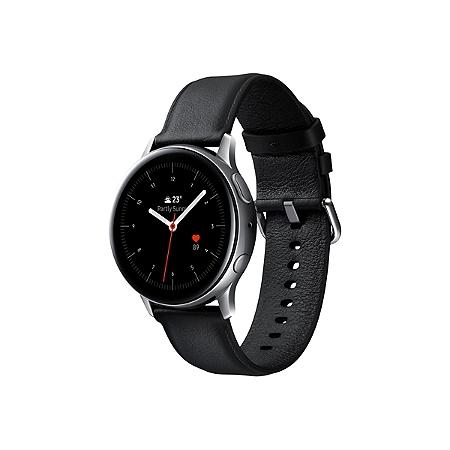 Montre connectée Galaxy Watch Active 2 Acier - Bluetooth, 44 mm, Noire ou Argent