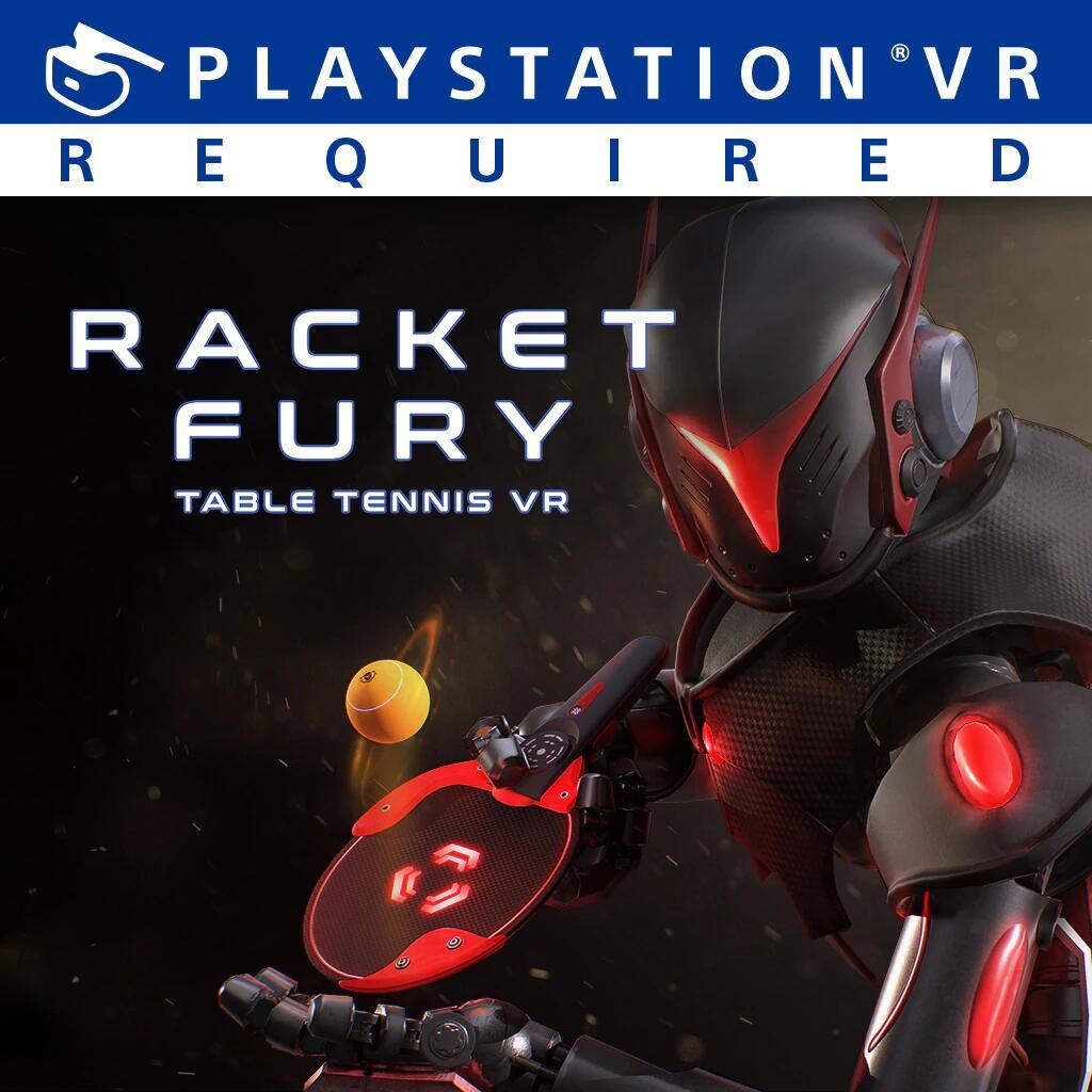[PS+] Racket Fury: Table Tennis offert sur PS4 / PSVR (Dématérialisé)