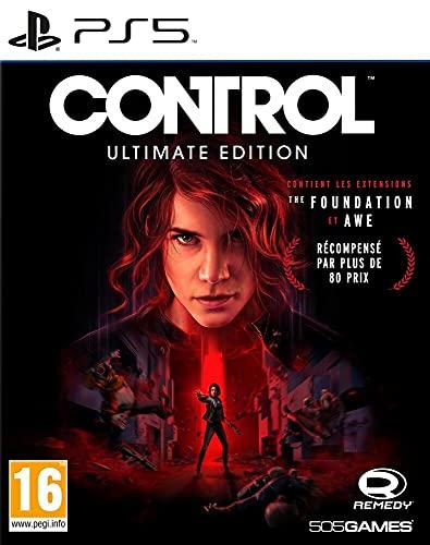 Control Ultimate Edition sur PS5 et Xbox Series X