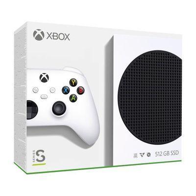 [CDAV] Console Microsoft Xbox Series S - 512Go