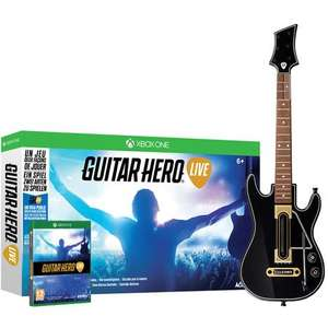 Guitar Hero Live sur Xbox One