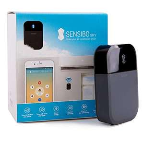 Contrôleur de climatisation Sensibo Sky - Wi-Fi, Compatible Amazon Alexa et Google Home (vendeur tiers)