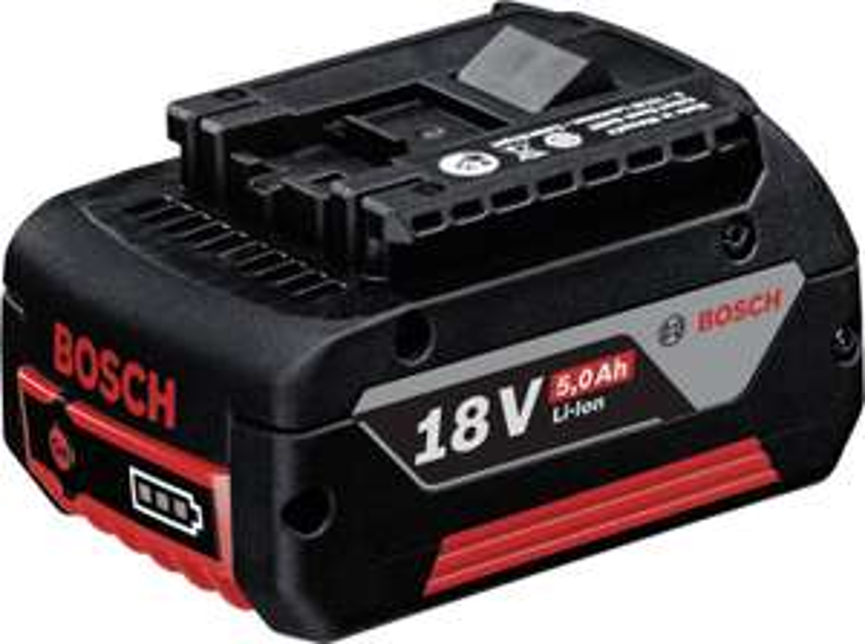 Bosch pour outils électriques Bosch GBA Li-Ion 18V - 5.0 Ah
