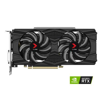 Carte Graphique PNY XLR8 GeForce RTX 2060 6 Go - Reconditionnée