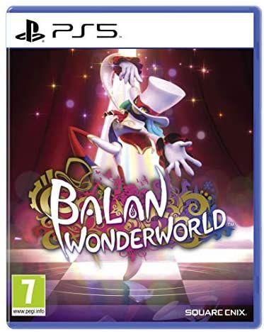 Balan Wonderworld sur PS4 & PS5 (ou 25.24€ sur Nintendo Switch)