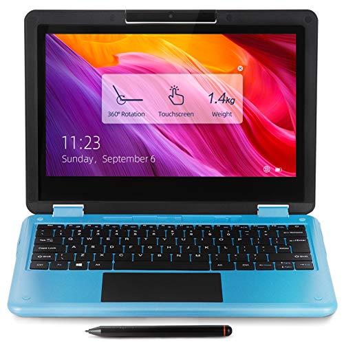 "PC Portable11,6"" Awow 1106 - Écran tactile, Celeron N3450, 8 Go RAM, 256 Go SSD, WiFi, Bluetooth, HDMI, Windows 10S (Vendeur tiers)"