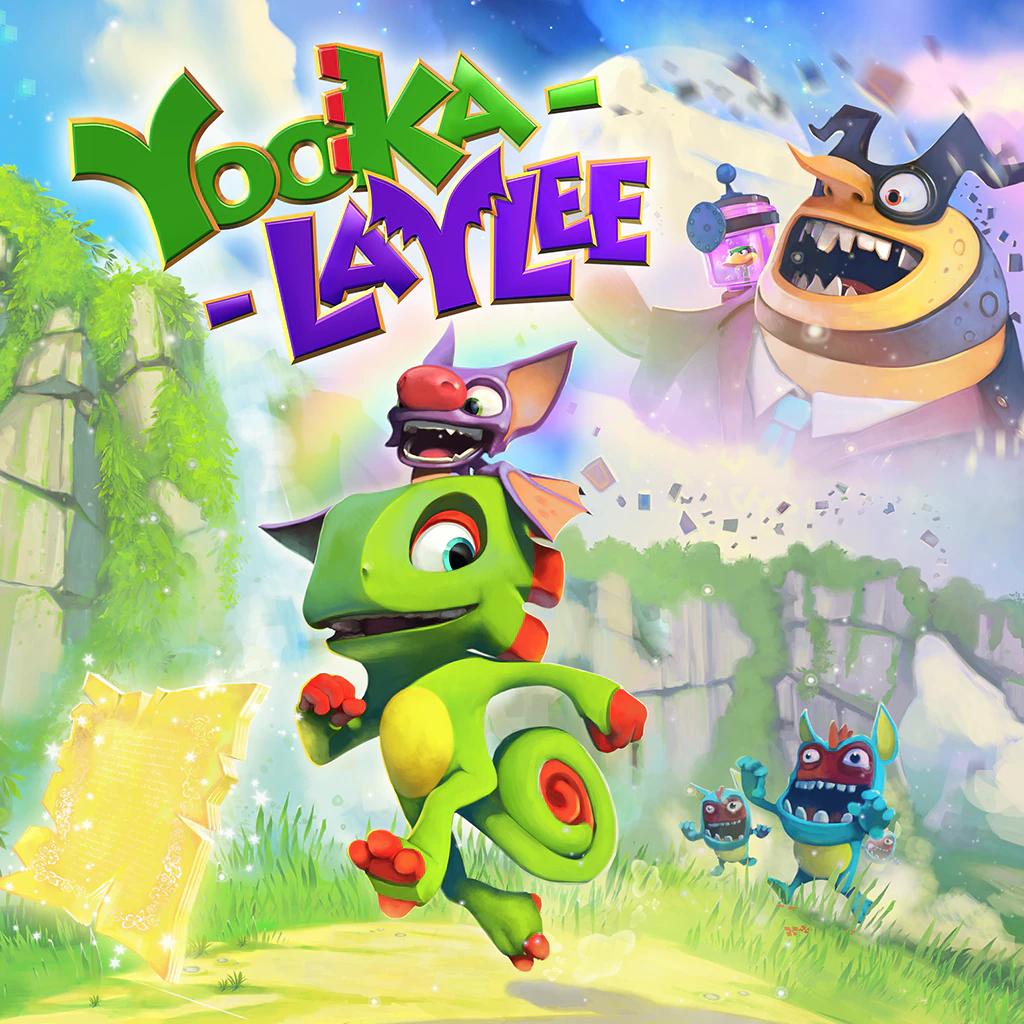 Yooka-Laylee sur PC (Dématérialisé - Steam)