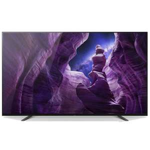 """TV 55"""" Sony KD55A8BAEP - OLED, 4K UHD, 100 Hz, HDR 10/HLG, Dolby Vision, Android TV"""