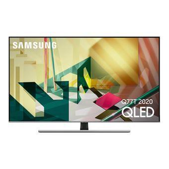 "TV QLED 75 "" Samsung QE75Q77T (2020) - 4K UHD, Smart TV"