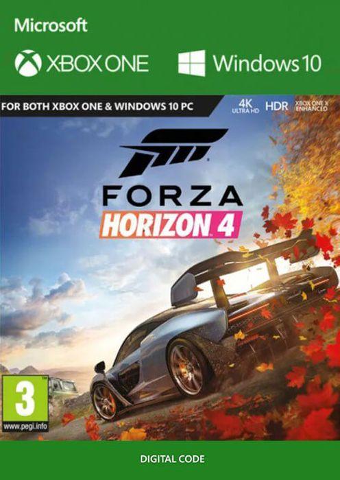 Jeu Forza Horizon 4 sur Xbox One/ Series/PC (Dématérialisé)