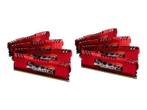 Kit Mémoire G.Skill RipJawsZ RAM PC3-10666  DDR3 - 64 Go (8 x 8 Go)