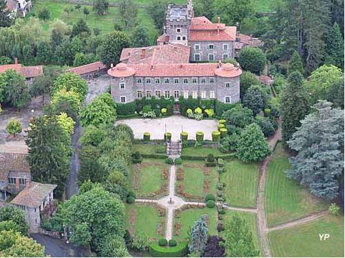 Entrée au parc du château de Chavaniac Lafayette gratuite pour la fête des plantes les 5 et 6 Juin 2021 - Chavaniac Lafayette (43)