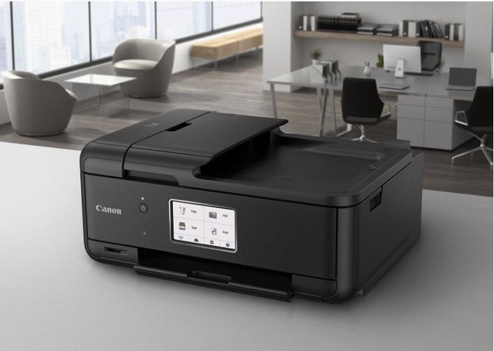 Imprimante multifonctions Canon Pixma TR8550 - A4, Jet d'encre, WiFi (Vendeur tiers)
