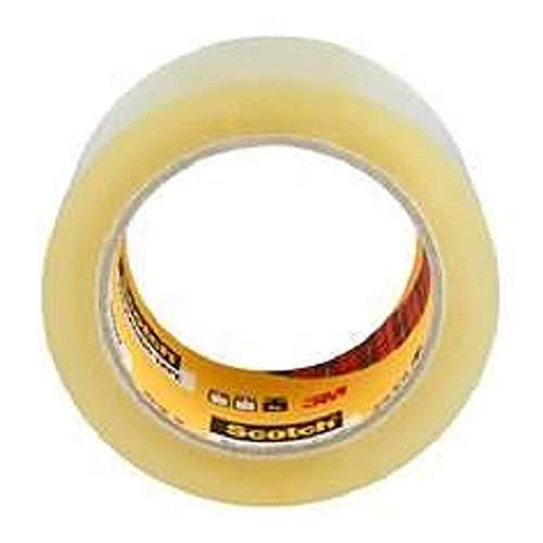 Pack de 6 Rubans adhésifs Scotch 371, Transparent, 48 µm - 50mm X 66m
