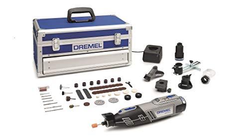 Outil multifonction Dremel Platin Edition 8220 - Coffret aluminium, 12V