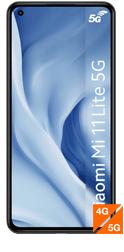 "Smartphone 6.55"" Xiaomi Mi 11 Lite 5G - 128Go ROM"